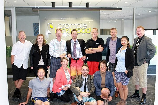 Bay of Plenty team wearing shorts for the shortest day